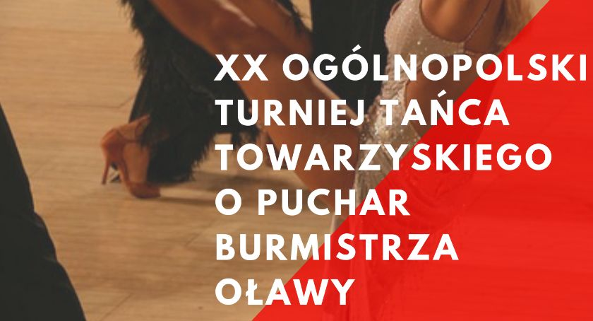 Taniec, Będzie tanecznie Oławie - zdjęcie, fotografia