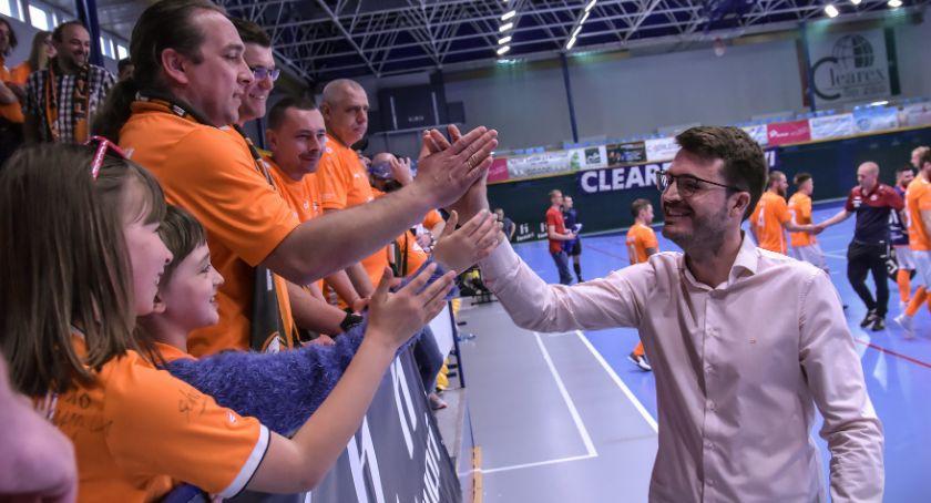 Futsal, świetny wynik gorszy Orzeł przegrywa Chorzowie - zdjęcie, fotografia