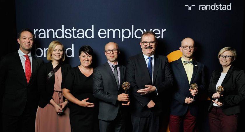 Artykuły sponsorowane, Toyota wśród najatrakcyjniejszych miejsc pracy Polsce miejsce prestiżowym rankingu Randstad - zdjęcie, fotografia