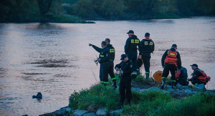 Kronika policyjna, Znaleziono ciało zaginionego mężczyzny - zdjęcie, fotografia