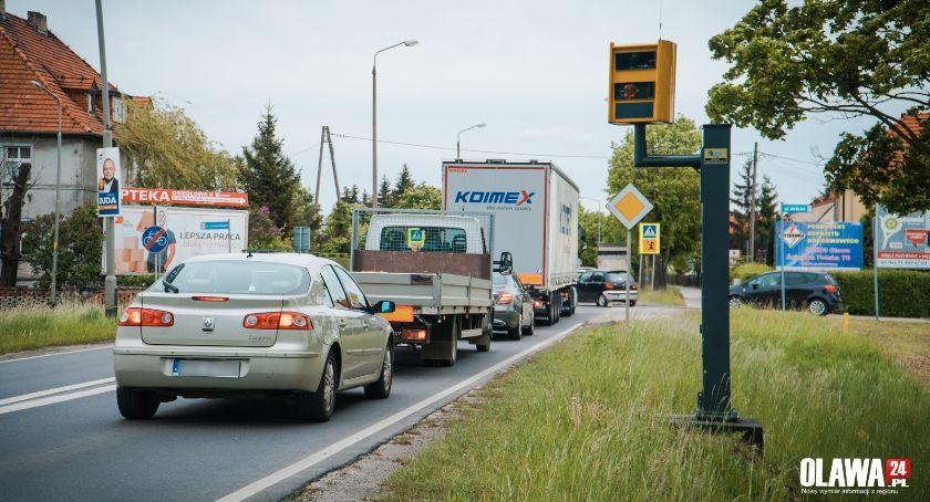 Mieszkańcy, Uwaga kierowcy! Fotoradar zdjęcia - zdjęcie, fotografia