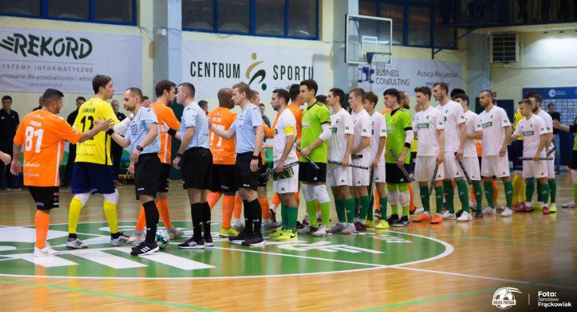 Futsal, Rekord wciąż zasięgiem Orła - zdjęcie, fotografia