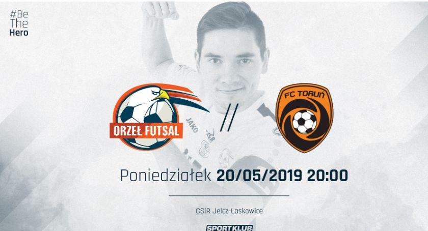 Futsal, razem Orła Toruń przyjeżdża Jelcza Laskowic - zdjęcie, fotografia