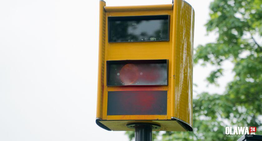 Mieszkańcy, Fotoradar wrogiem kierowców Ktoś zniszczył - zdjęcie, fotografia