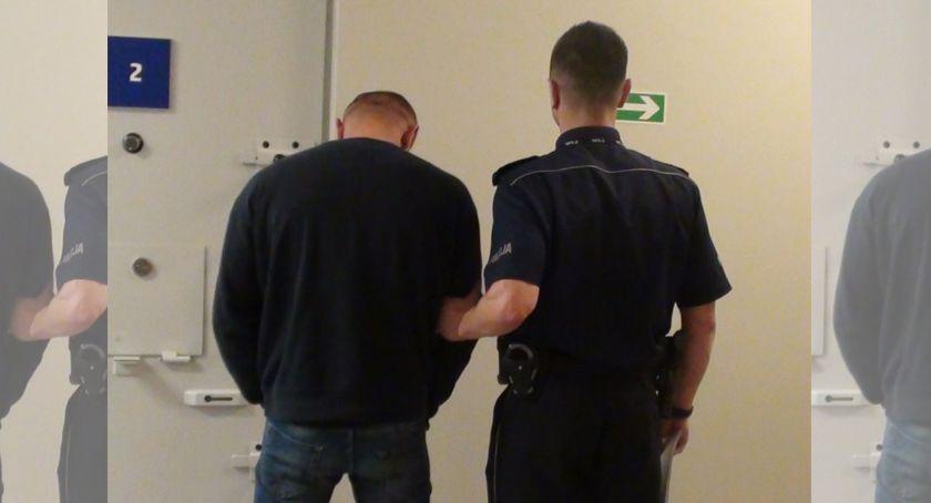 Kronika policyjna, latek przyszedł przedszkola amfetaminą - zdjęcie, fotografia