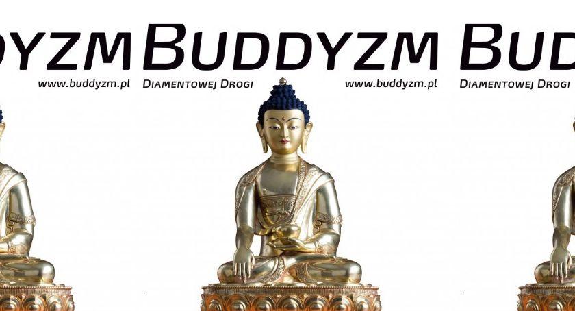Wernisaże spotkania, Buddyzm Zachodzie wykład - zdjęcie, fotografia