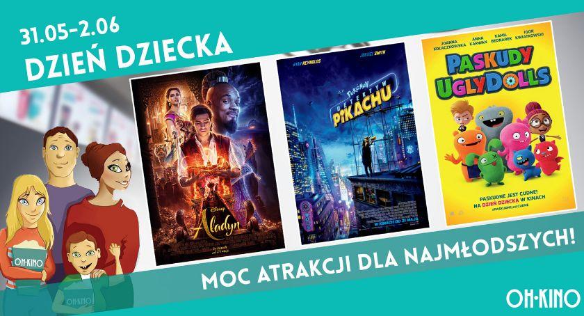 OH Kino, nowego repertuarze dużo dzieci! - zdjęcie, fotografia
