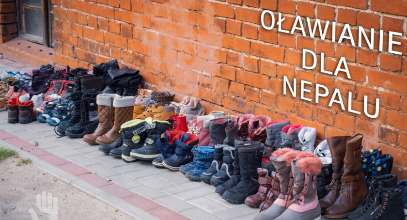 Mieszkańcy, Oławianie Nepalu! - zdjęcie, fotografia