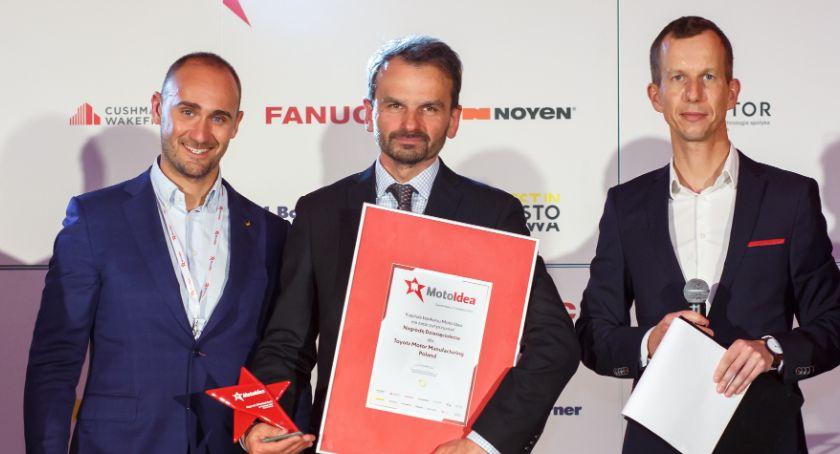 Inwestycje, Toyota nagrodzona najlepsze inwestycje Europie - zdjęcie, fotografia