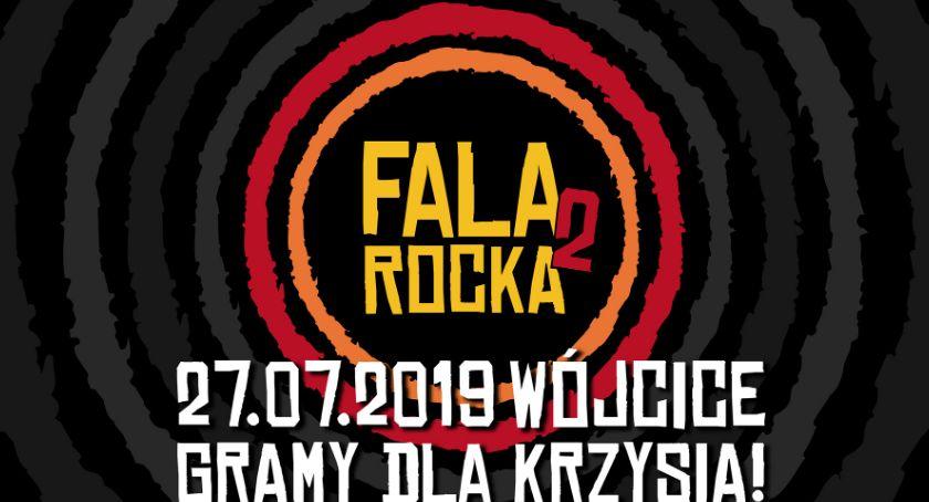 Koncerty, Rocka Wójcicach - zdjęcie, fotografia