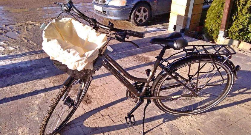 Komunikaty, Skradziono rower szpitala - zdjęcie, fotografia