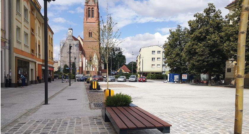 Inwestycje, Południowa pierzeja Rynku zakończona - zdjęcie, fotografia
