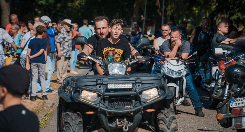 Imprezy, Motocykliści dzieciom Zebrano ponad tysiące charytatywnym pikniku [GALERIA] - zdjęcie, fotografia