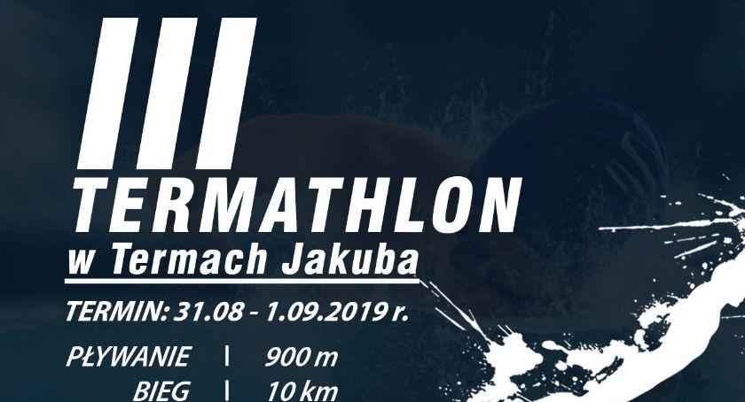 Pływanie, Zapisy trzeci Termathlon finiszu! - zdjęcie, fotografia