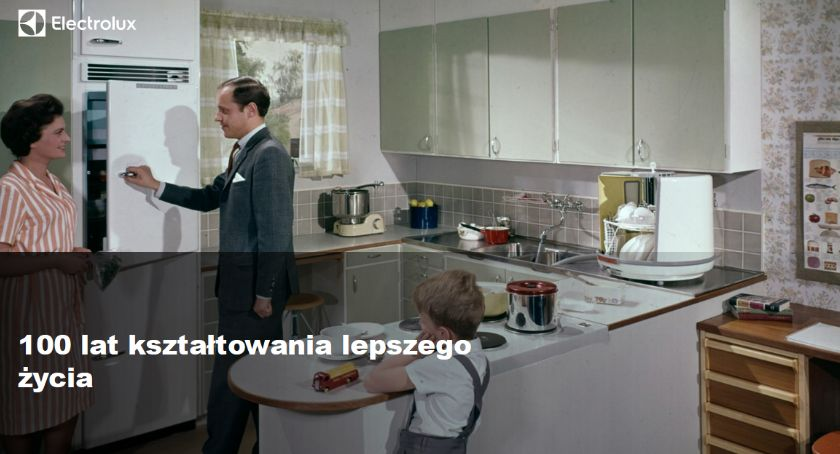 Biznes, Electrolux Poznaj historię powstania firmy! - zdjęcie, fotografia