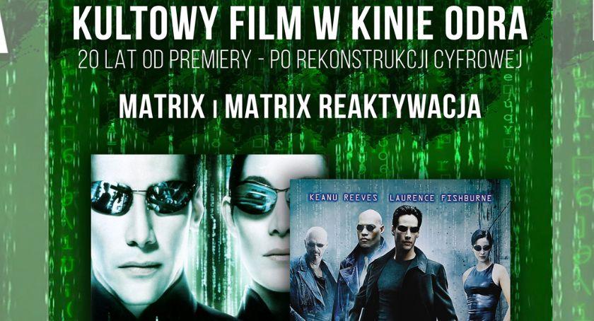 Kino ODRA, lecie produkcji filmu Matrix! - zdjęcie, fotografia