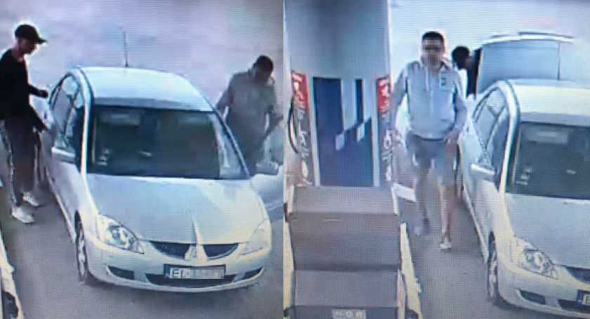 Kronika policyjna, Właściciel stacji poszukuje sprawców kradzieży paliwa - zdjęcie, fotografia