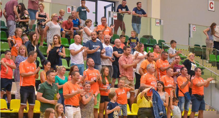 Futsal, karnet domowe spotkania Orła - zdjęcie, fotografia