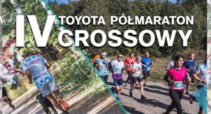 Bieganie, Zapisz Półmaraton Crossowy - zdjęcie, fotografia