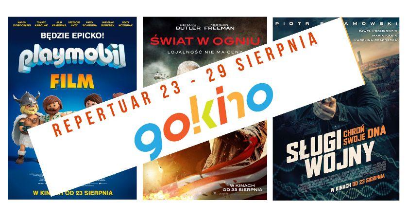 Go Kino, nowego - zdjęcie, fotografia