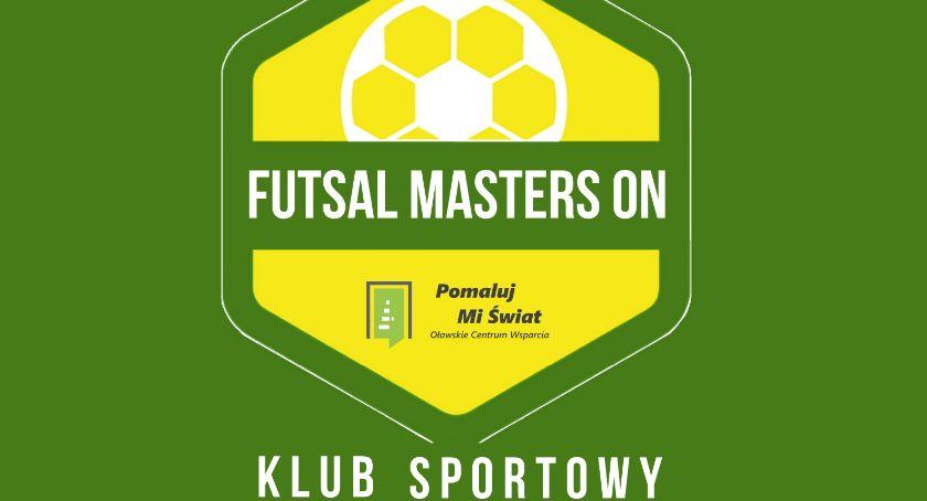 Futsal, jutro Futsal Masters - zdjęcie, fotografia