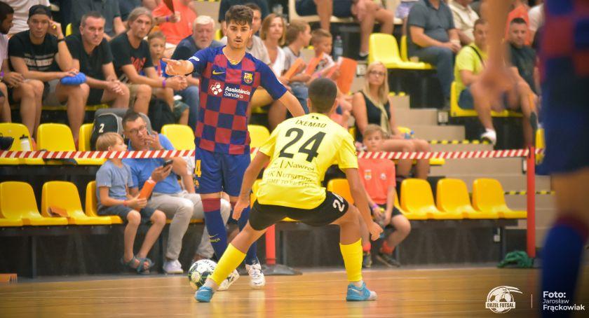 Futsal, Acana Orzeł obronił tytułu Futsal Masters - zdjęcie, fotografia