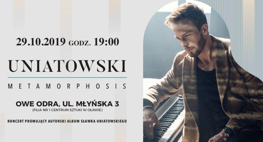 Koncerty, Sławek Uniatowski wystąpi Oławie! - zdjęcie, fotografia