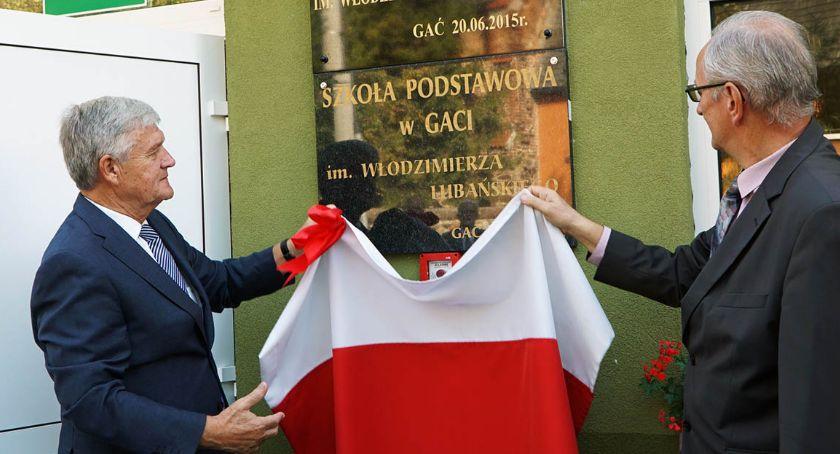 Uroczystości, Szkoła Podstawowa imienia Włodzimierza Lubańskiego - zdjęcie, fotografia