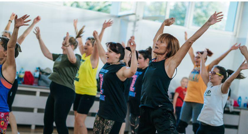 Fitness, Cała Oława tańczyła - zdjęcie, fotografia