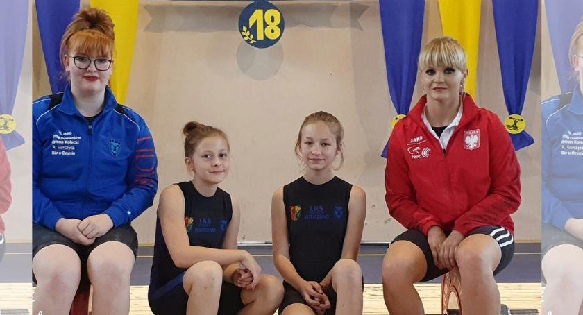 Ciężary, Kobieca drużyna Polwicy Wierzbno reprezentowała Polskę - zdjęcie, fotografia