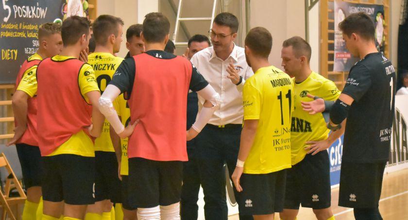 Futsal, sięgnąć gwiazd Acana Orzeł jedzie Śląskiej - zdjęcie, fotografia