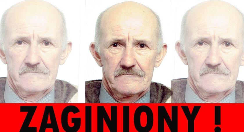 Zagionione, Zaginął Wiesław Zarówny - zdjęcie, fotografia