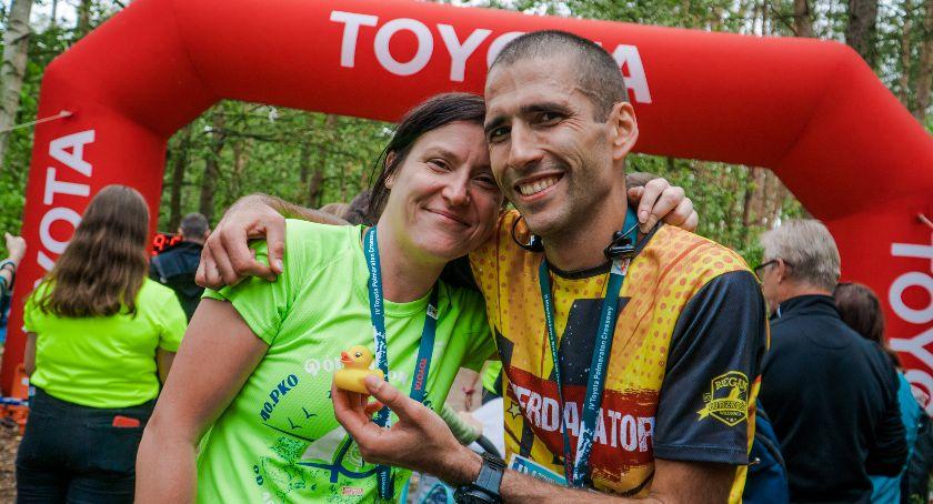 Bieganie, Crossowy półmaraton czwarty [GALERIA] - zdjęcie, fotografia