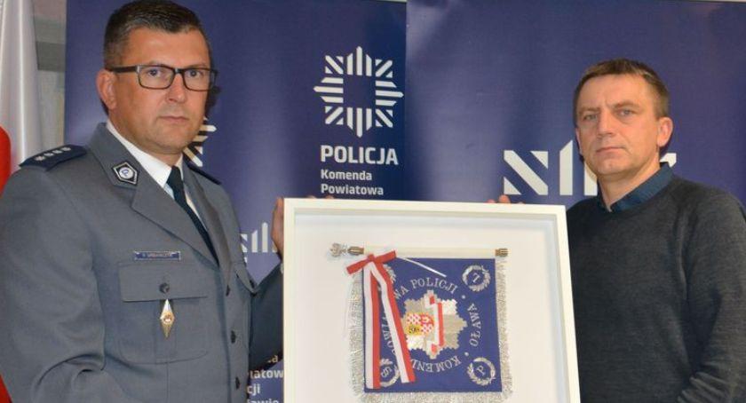 Kronika policyjna, Oławska policja Walecznego Tomcia - zdjęcie, fotografia