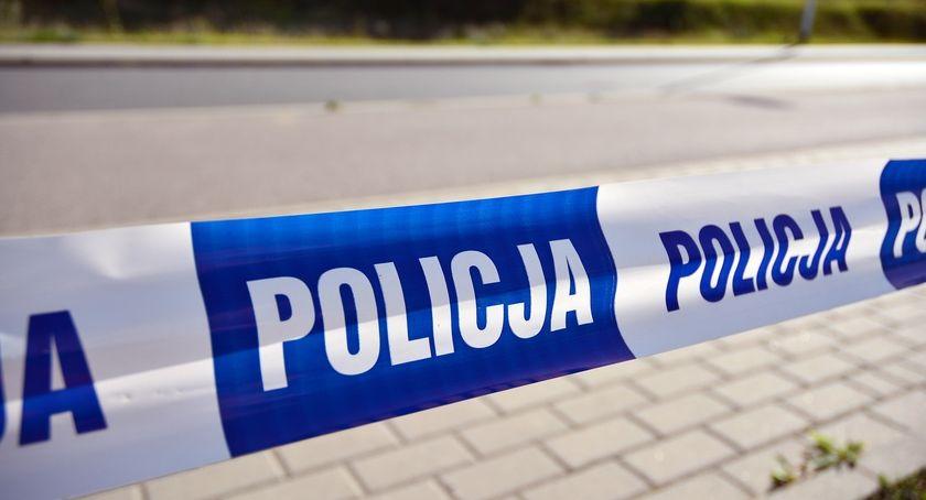 Kronika policyjna, Zbrodnia Stanowicach - zdjęcie, fotografia