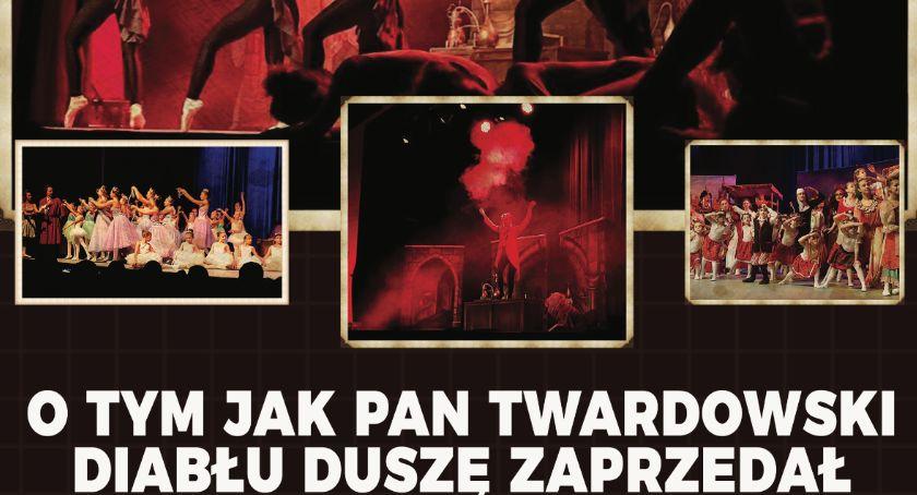 Spektakle, Bajka baletowa Twardowski duszę diabłu zaprzedał - zdjęcie, fotografia
