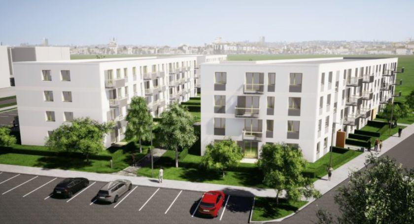 Inwestycje, Zobacz będą wyglądały Mieszkania+ Oławie - zdjęcie, fotografia