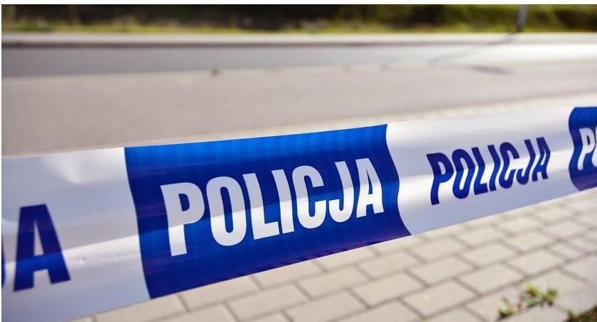 Kronika policyjna, Jechał pijany chciał policjantom złotych łapówki - zdjęcie, fotografia
