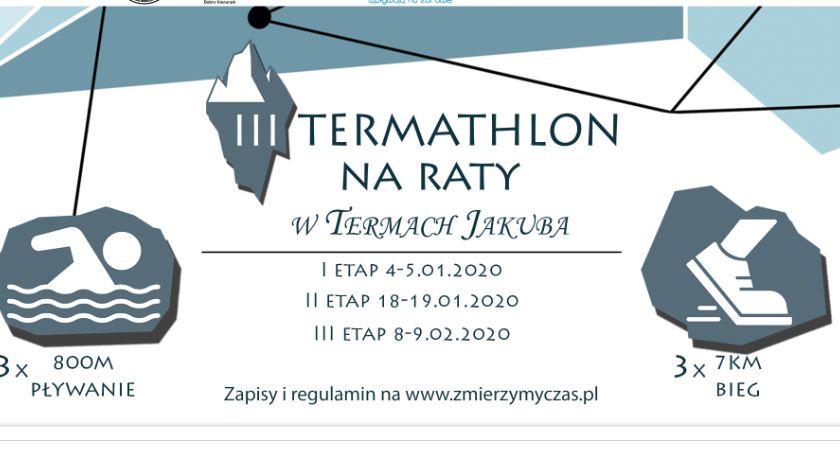 Pływanie, Zapisz trzeci Termathlon - zdjęcie, fotografia