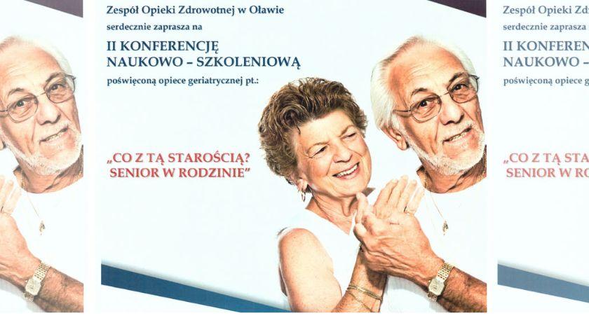 Zdrowie i szpital, starością Senior rodzinie konferencja - zdjęcie, fotografia