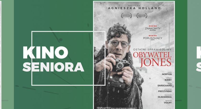 Kino ODRA, Obywatel Jones Kinie Seniora - zdjęcie, fotografia
