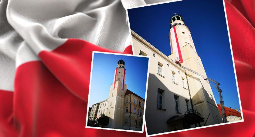 Mieszkańcy, Wywieś flagę dobry przykład - zdjęcie, fotografia