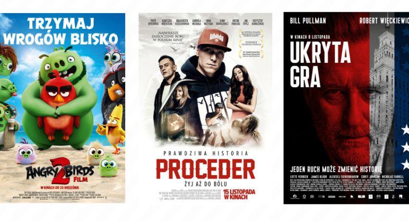 Kino ODRA, Repertuar - zdjęcie, fotografia