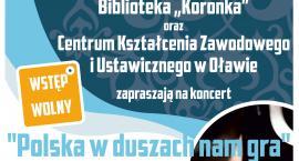 Polska w duszy nam gra. Koncert w podziemiach Ratusza