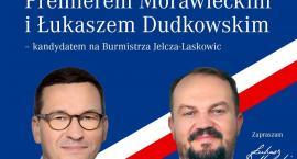 Spotkanie z premierem Morawieckim w Jelczu-Laskowicach