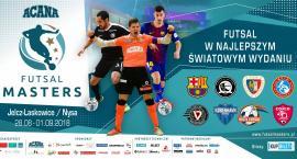Już niedługo Futsal Masters