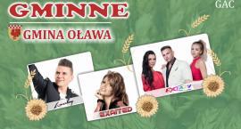 Konkursy i gwiazdy na dożynkach w Gminie Oława
