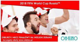 Zobacz finał Mistrzostw Świata na dużym ekranie