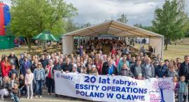 20 lat fabryki Essity w Oławie
