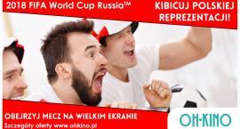 Kibicuj Polskiej Reprezentacji w OH KINO!